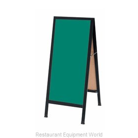 Aarco Products Inc BA-3G Chalk Board