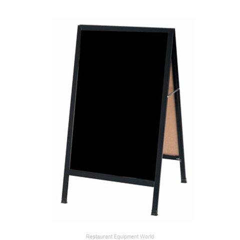 Aarco Products Inc BA-5SB Sign Board, A-Frame