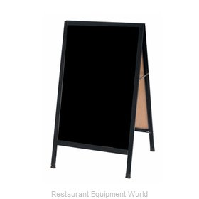 Aarco Products Inc BA-5SB Sign Board, A-Frame
