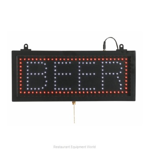 Aarco Products Inc. BEE06S LED Sign