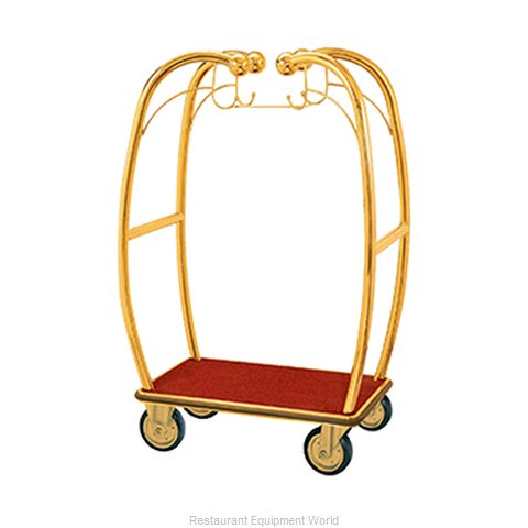 Aarco Products Inc BEL-101B Cart, Luggage