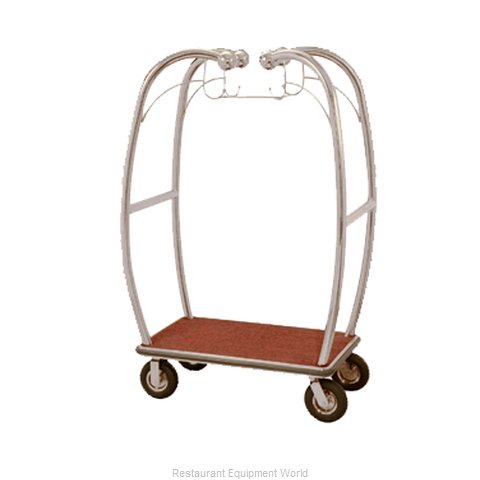 Aarco Products Inc BEL-101C-4P Cart, Luggage