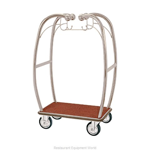 Aarco Products Inc BEL-101C Luggage Cart