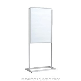 Aarco Products Inc BPH1S Sign, Freestanding