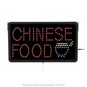 Aarco Products Inc CHI09L Sign, Lighted