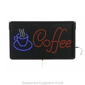 Aarco Products Inc COF03L Sign, Lighted