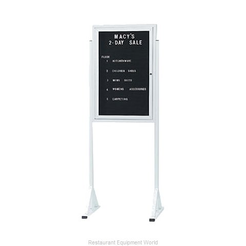 Aarco Products Inc FMD3624 Letter Board