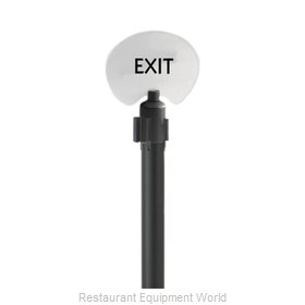Aarco Products Inc FOS-2 Crowd Control Stanchion Accessories