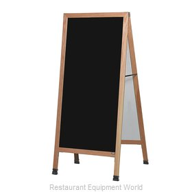 Aarco Products Inc LA11 Sign Board, A-Frame