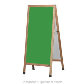 Aarco Products Inc LA1G Sign Board, A-Frame