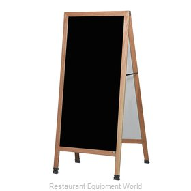 Aarco Products Inc LA1P Sign Board, A-Frame