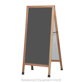 Aarco Products Inc LA1SS Sign Board, A-Frame