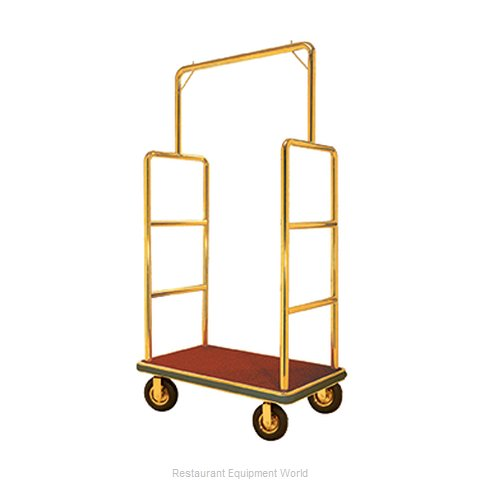 Aarco Products Inc LC-1B-4P Cart, Luggage