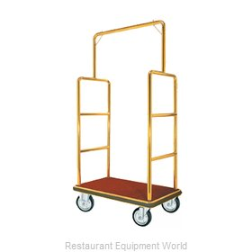 Aarco Products Inc LC-1B Luggage Cart