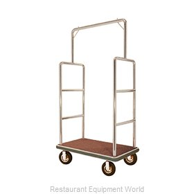 Aarco Products Inc LC-1C-4P Cart, Luggage