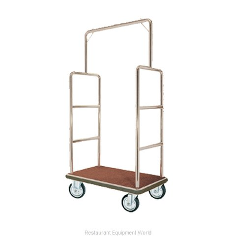 Aarco Products Inc LC-1C Luggage Cart