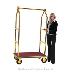 Aarco Products Inc LC-2B-4P Cart, Luggage