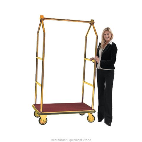 Aarco Products Inc LC-2B Luggage Cart
