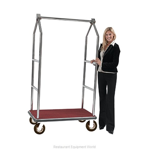 Aarco Products Inc LC-2C-4P Cart, Luggage