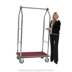 Aarco Products Inc LC-2C Luggage Cart