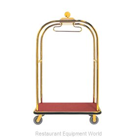 Aarco Products Inc LC-3B Luggage Cart
