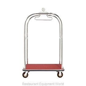 Aarco Products Inc LC-3S-4P Cart, Luggage