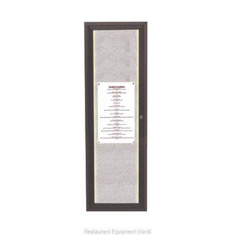 Aarco Products Inc LODCC3612RBA Bulletin Board