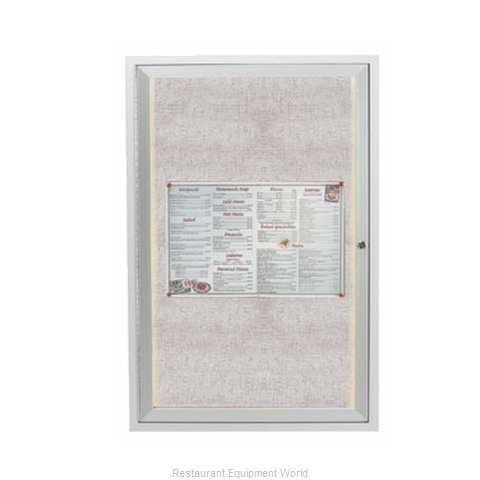 Aarco Products Inc LODCC3624R Bulletin Board