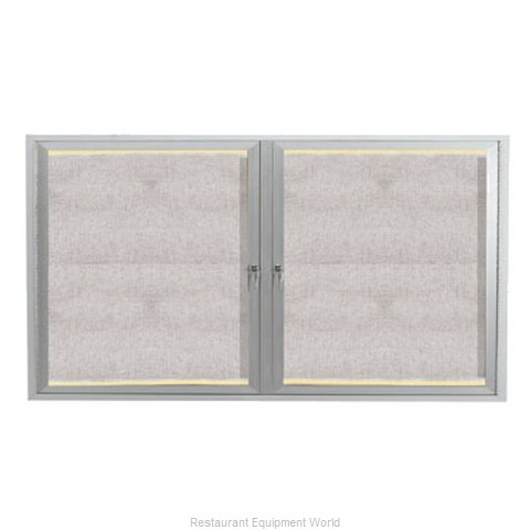 Aarco Products Inc LODCC3660R Bulletin Board