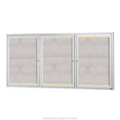 Aarco Products Inc LODCC3672-3R Bulletin Board
