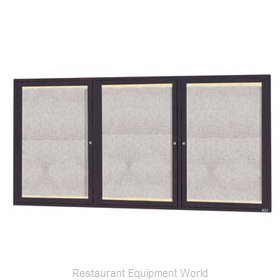 Aarco Products Inc LODCC3672-3RBA Bulletin Board