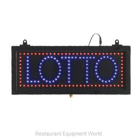 Aarco Products Inc LOT04S Sign, Lighted