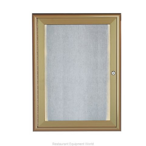 Aarco Products Inc LOWFC2418LB Bulletin Board (Magnified)
