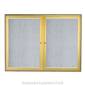 Aarco Products Inc LOWFC3648G Bulletin Board