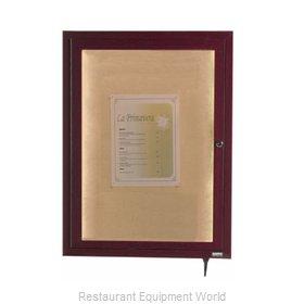 Aarco Products Inc LWL2418C Display Case, Memorabilia