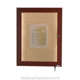 Aarco Products Inc LWL2418W Display Case, Memorabilia