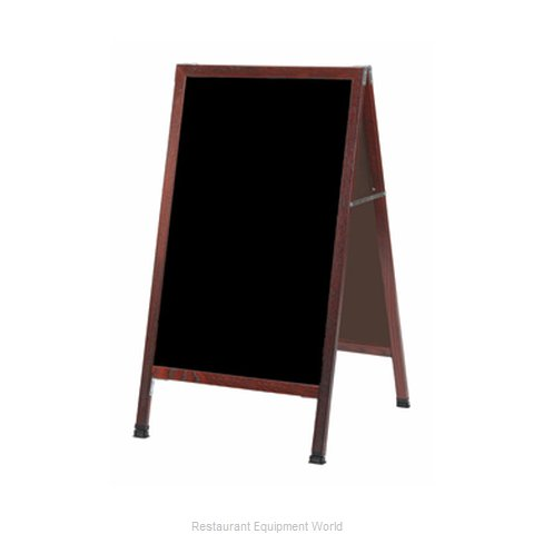 Aarco Products Inc. MA-11 Black Markerboard