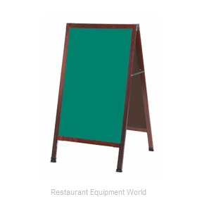 Aarco Products Inc MA-1G Sign Board, A-Frame