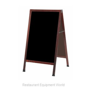 Aarco Products Inc MA-1P Sign Board, A-Frame