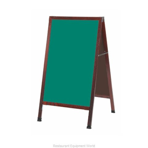 Aarco Products Inc MA-1SG Sign Board, A-Frame