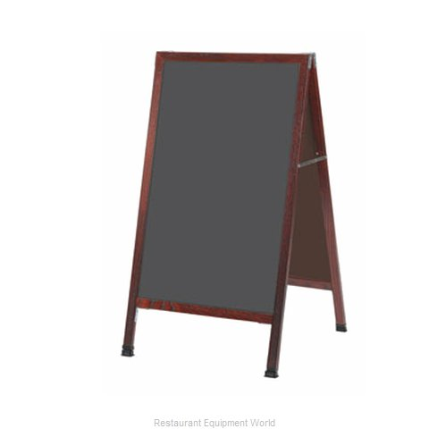 Aarco Products Inc MA-1SS Sign Board, A-Frame