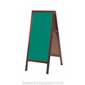 Aarco Products Inc MA-311SG Sign Board, A-Frame