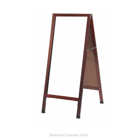 Aarco Products Inc MA-35 Sign Board, A-Frame