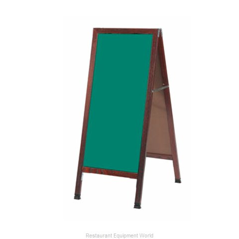 Aarco Products Inc MA-3G Sign Board, A-Frame