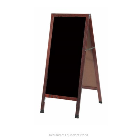 Aarco Products Inc MA-3P Sign Board, A-Frame