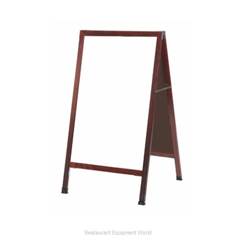 Aarco Products Inc MA-5 Sign Board, A-Frame