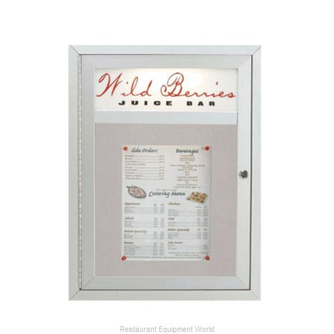 Aarco Products Inc MSC2418H Bulletin Board