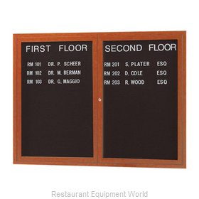 Aarco Products Inc OADCO3648L Letter Board