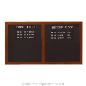 Aarco Products Inc OADCO3660L Letter Board