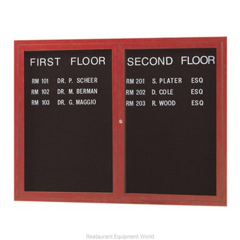 Aarco Products Inc OADCW3648L Letter Board